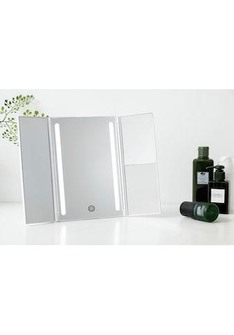 Pauleen Schminkspiegel »Chic Glamour Mirror«, stufenlos dimmbar kaufen