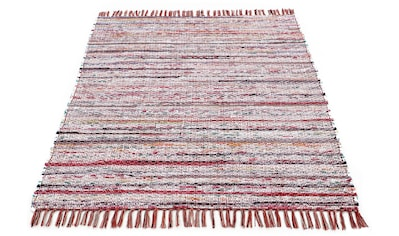 Teppich, »Kelim Chindi«, carpetfine, rechteckig, Höhe 6 mm, handgewebt kaufen