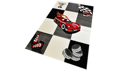 Kinderteppich, »Diamond Kids21833«, merinos, rechteckig, Höhe 13 mm, maschinell gewebt kaufen