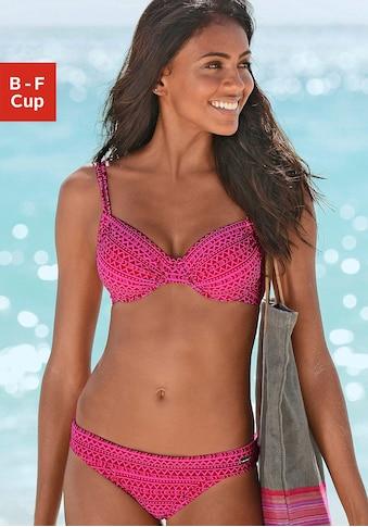 Venice Beach Bügel - Bikini - Top »Ethno« kaufen