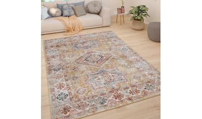 Paco Home Teppich »Herbete 732«, rechteckig, 8 mm Höhe, Wohnzimmer kaufen