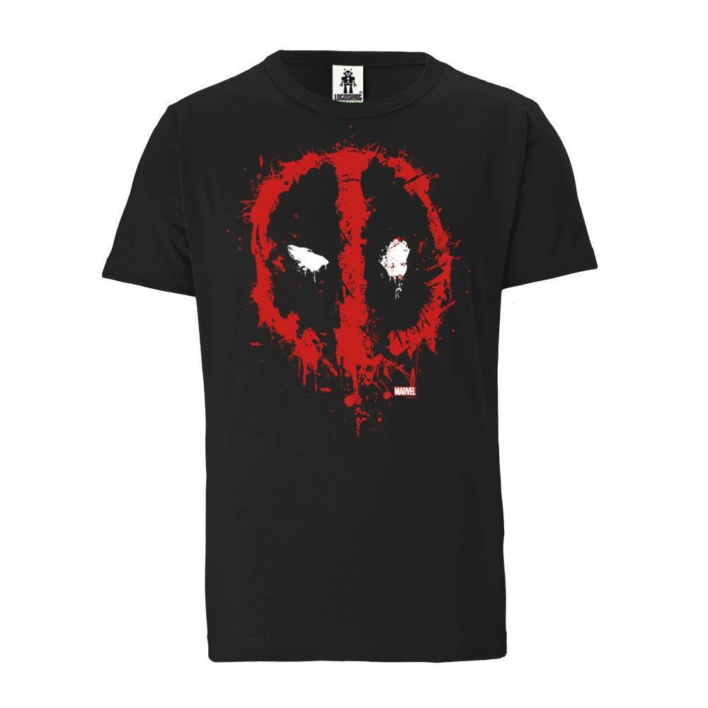 logoshirt -  T-Shirt mit auffälligem Print