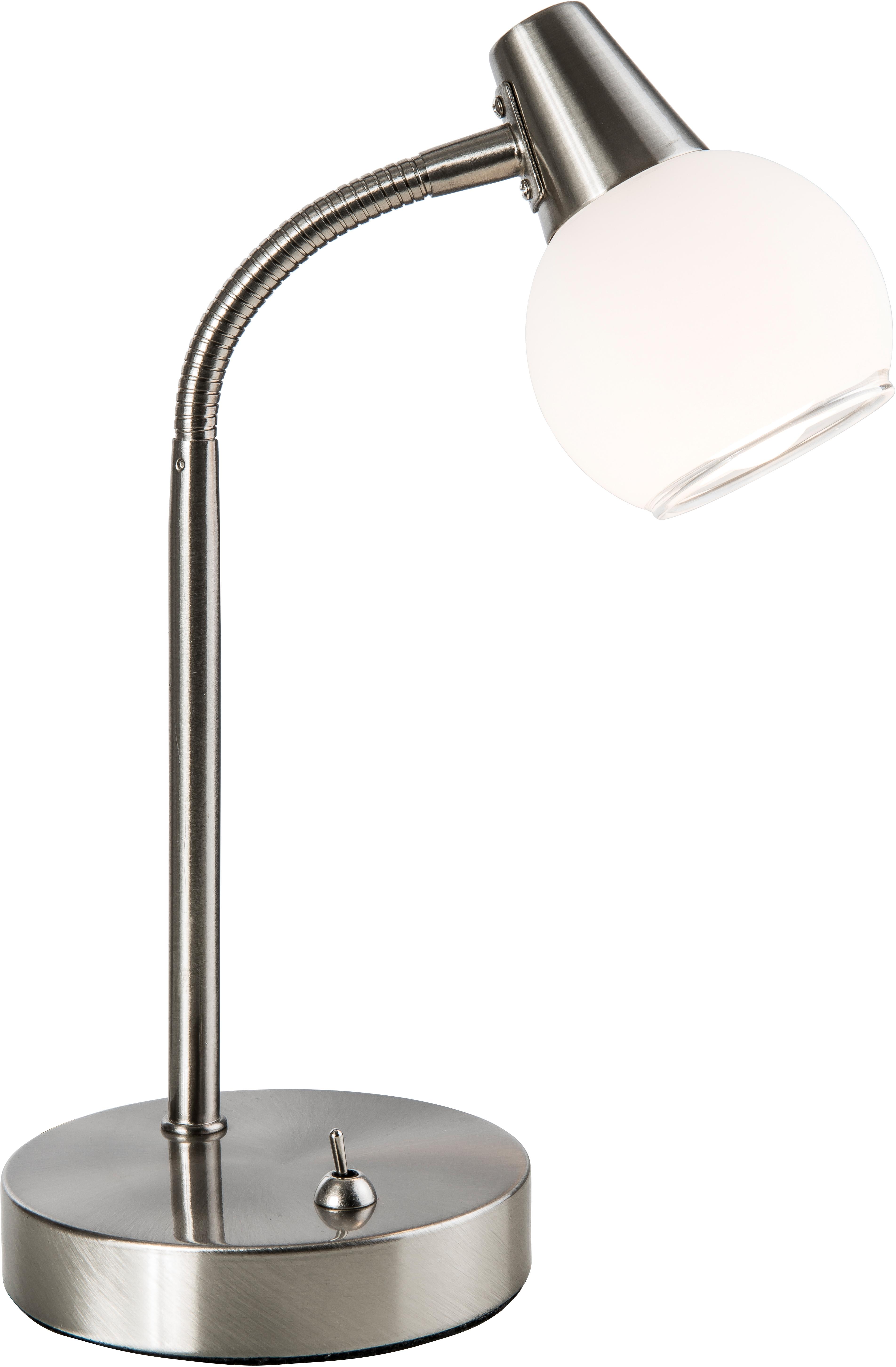 Nino Leuchten,LED Tischleuchte»DASHA«, | Lampen > Tischleuchten > Beistelltischlampen | NINO LEUCHTEN