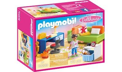 """Playmobil® Konstruktions - Spielset """"Jugendzimmer (70209), Dollhouse"""", Kunststoff, (43 - tlg.) kaufen"""