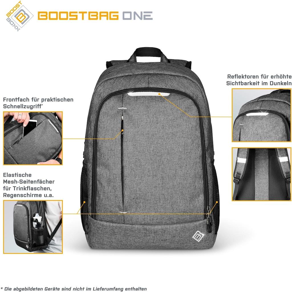BoostBoxx Notebook-Rucksack »Boostbag One Cityrucksack«