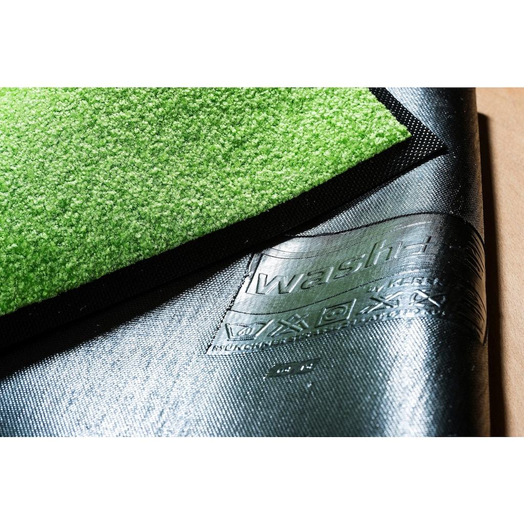 wash+dry by Kleen-Tex Läufer »Tiger Tundra«, rechteckig, 7 mm Höhe, In- und Outdoor geeignet, waschbar