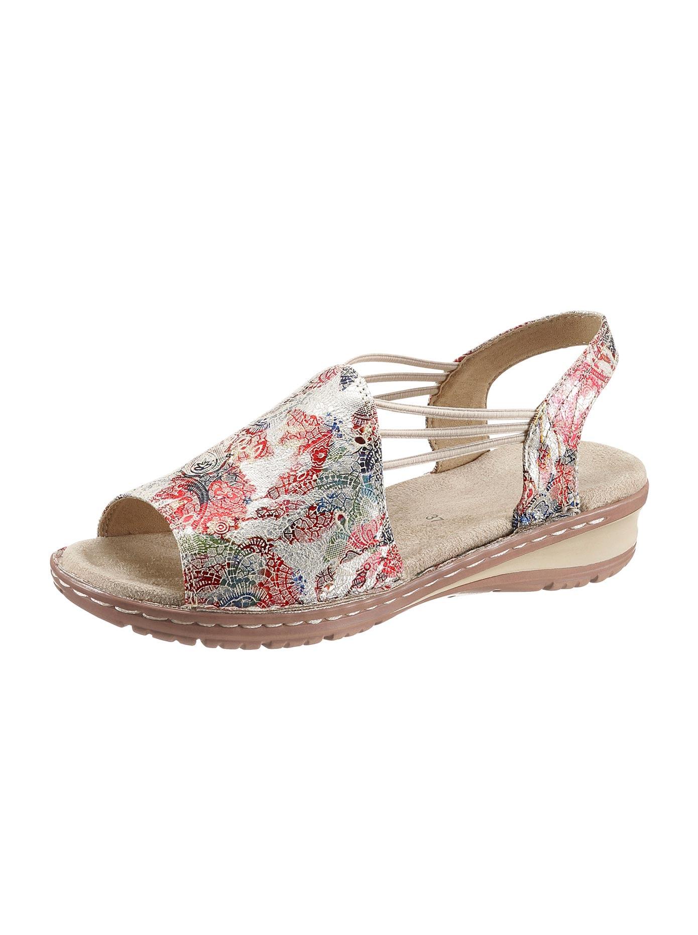 Ara Sandalette braun Damen Sandaletten Sandalen