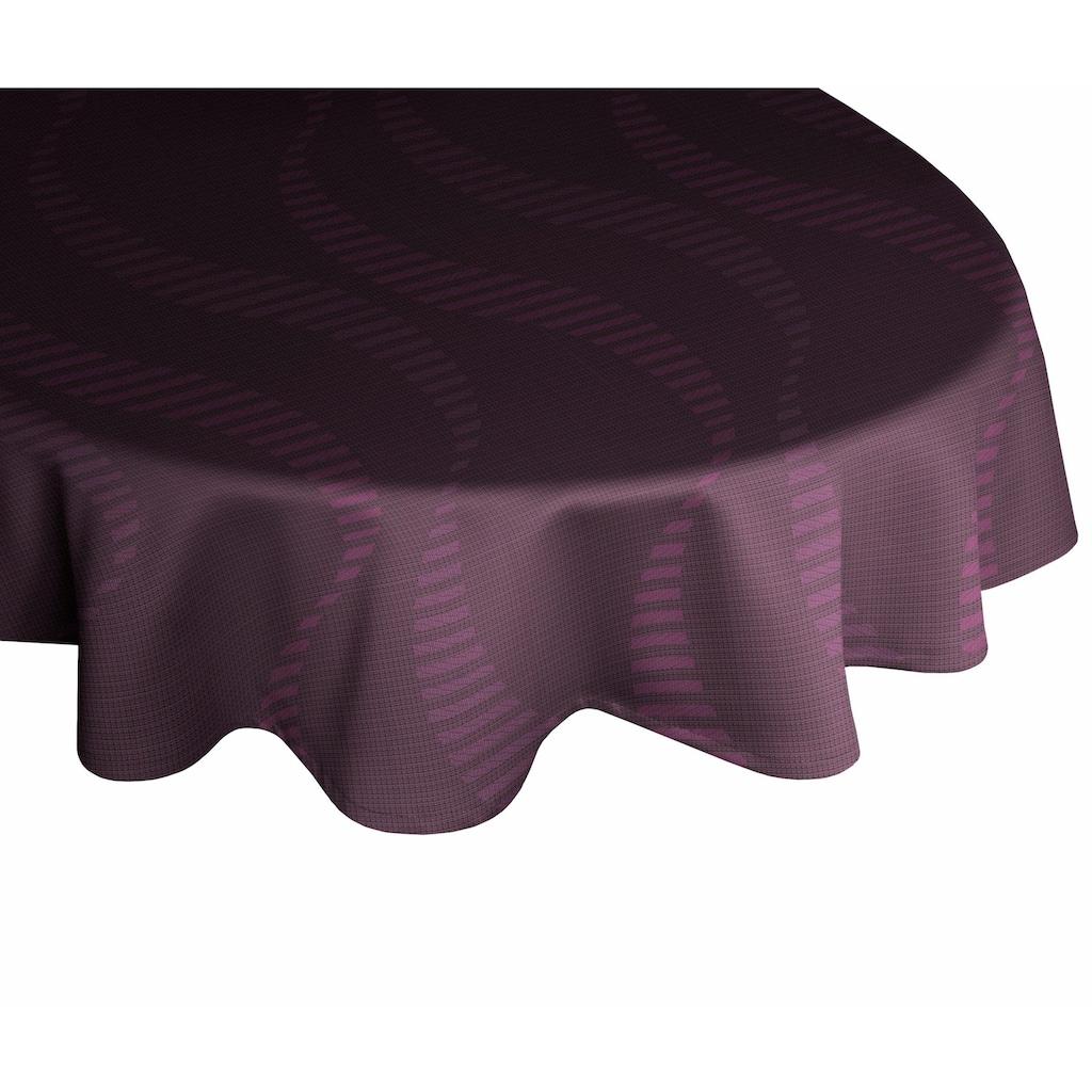 Wirth Tischdecke »LUPARA«, oval