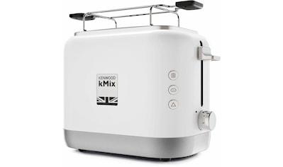 KENWOOD Toaster »TCX751WH«, 900 Watt kaufen