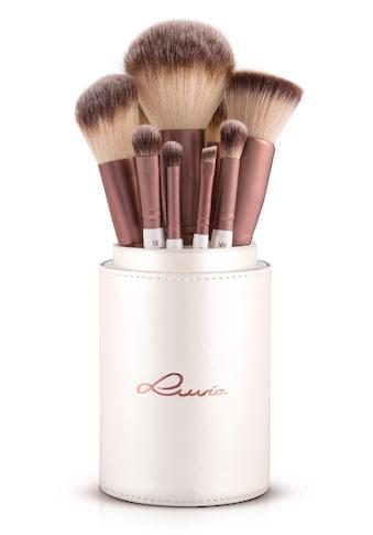 "Luvia Cosmetics Kosmetikpinsel - Set ""Prime Vegan"", 15 - tlg., inkl. Pinselhalter kaufen"