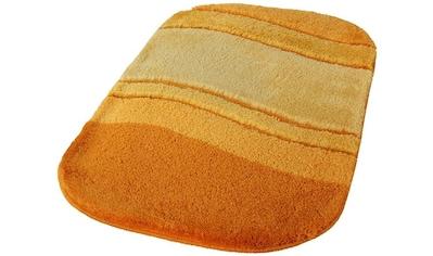 Kleine Wolke Badematte »Siesta«, Höhe 25 mm, rutschhemmend beschichtet,... kaufen