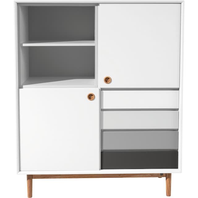 TOM TAILOR Highboard »COLOR BOX«