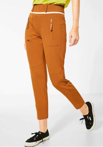 STREET ONE Jogger Pants »Bonny« kaufen