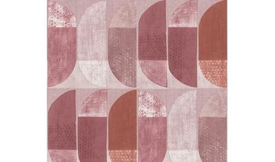A.S. Création Vliestapete »Geo Nordic«, mehrfarbig, geometrisch kaufen