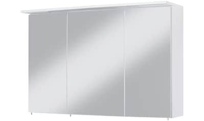 Spiegelschrank »Flex«, Breite 100 cm, mit 3D-Spiegeleffekt kaufen