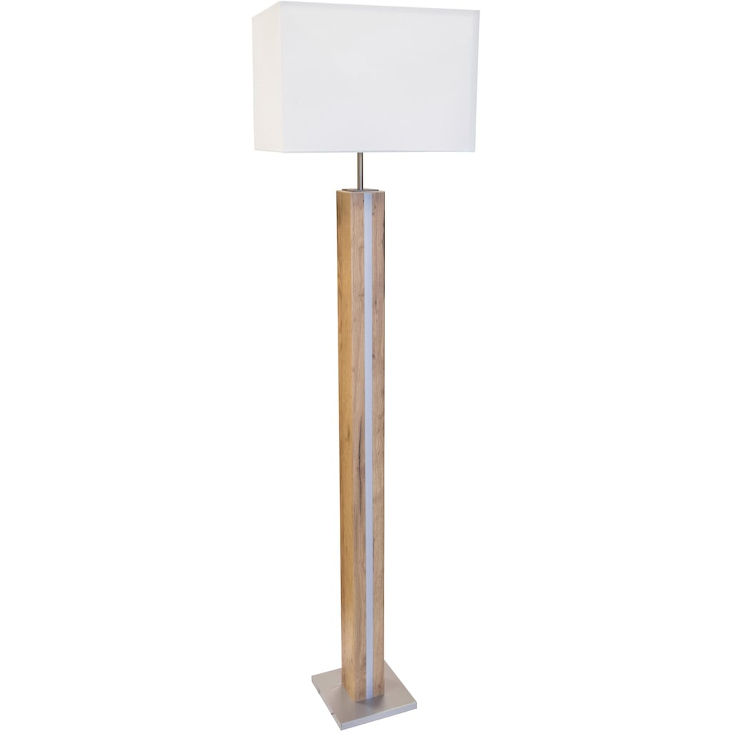 Nino Leuchten LED Stehlampe »FOREST«, LED-Board-E27, Warmweiß