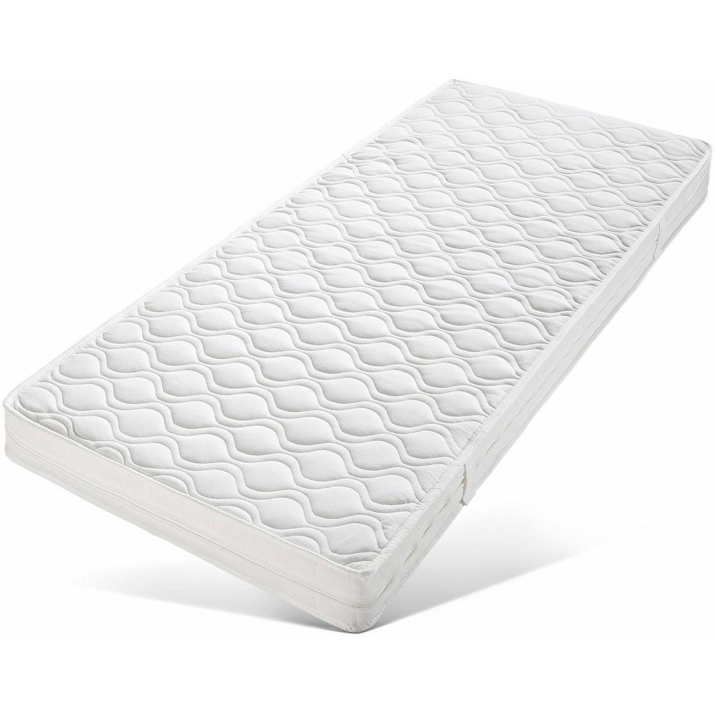 DI QUATTRO Komfortschaummatratze »Airy Form 23«, (1 St.), Die Matratze, die atmet. Besonders atmungsaktiver Kern.