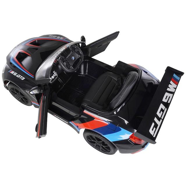 MIWEBA Elektro-Kinderauto »BMW M6 GT3«, für Kinder ab 3 Jahre, 12 V
