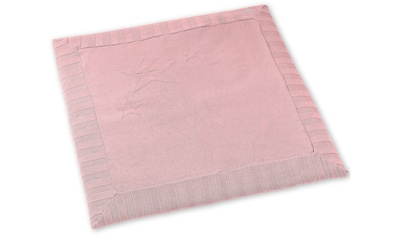 Sterntaler® Krabbeldecke »Sterne, rosa« kaufen