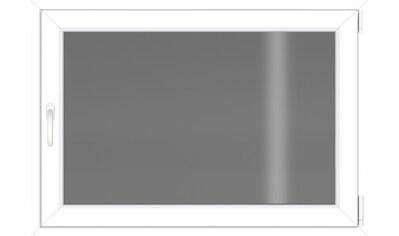 RORO TÜREN & FENSTER Kunststoff - Kellerfenster BxH: 80x50 cm, ohne Griff kaufen