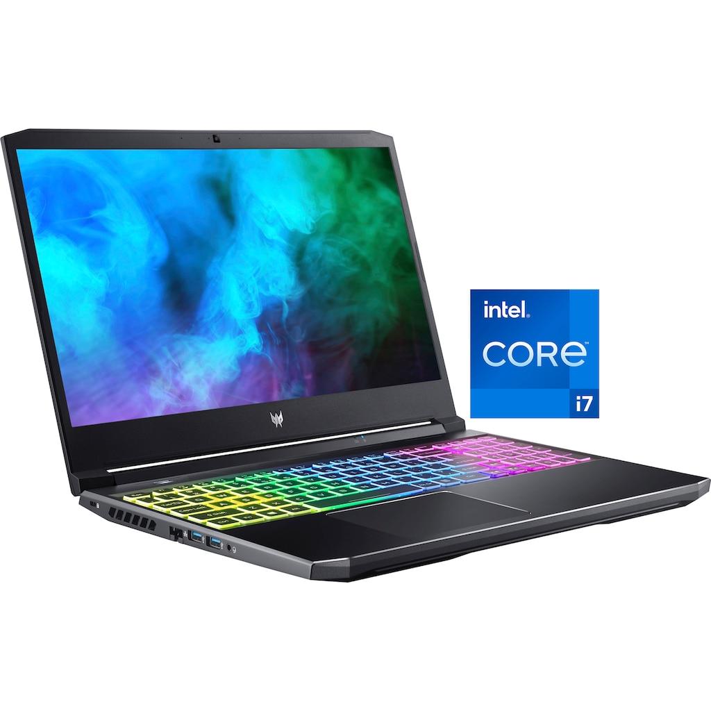 "Acer Notebook »Predator Helios 300 PH315-54-78FH«, (39,62 cm/15,6 "" Intel Core i7 GeForce RTX 3070\r\n 1024 GB SSD), Kostenloses Upgrade auf Windows 11, sobald verfügbar"
