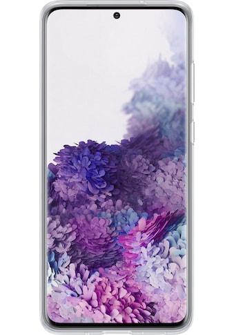 Samsung Smartphone - Hülle »Clear Cover EF - QG985« kaufen