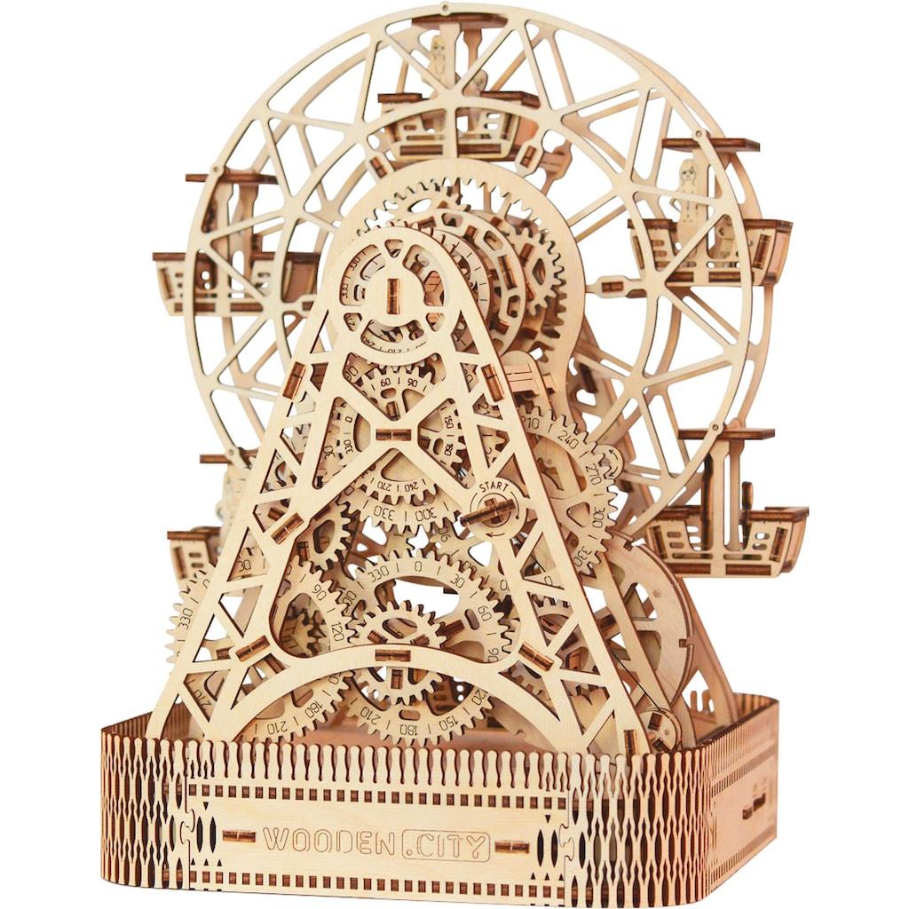Wooden City Modellbausatz »Riesenrad«, aus Holz; Made in Europe