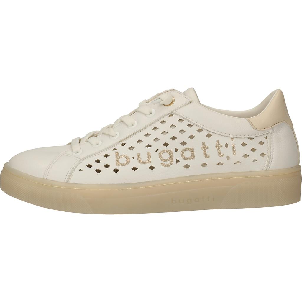 bugatti Sneaker »Lederimitat«