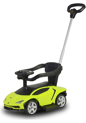 Jamara Rutscherauto »JAMARA Kids, Lamborghini Centenario, grün«, mit Sound am Lenkrad kaufen