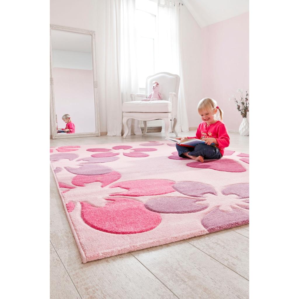 LUXOR living Teppich »Flair«, rechteckig, 15 mm Höhe