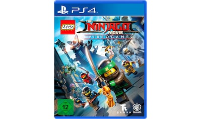 The LEGO Movie Videogame PlayStation 4 kaufen