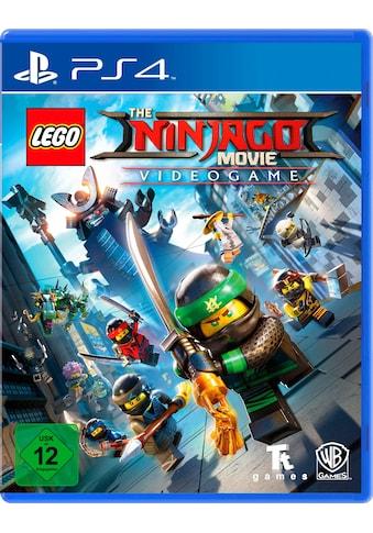 Warner Games Spiel »The LEGO Movie Videogame«, PlayStation 4, Software Pyramide kaufen