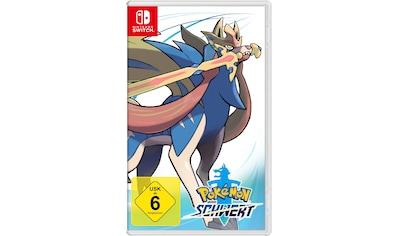 Nintendo Switch Spiel »Pokémon Schwert«, Nintendo Switch kaufen