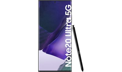 Samsung Galaxy Note20 Ultra 5G Smartphone (17,45 cm / 6,9 Zoll, 512 GB, 108 MP Kamera) kaufen