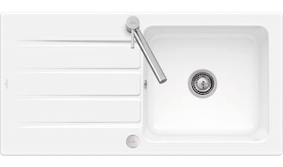 Villeroy & Boch Küchenspüle »Architectura 60«, inkl. Ablaufgarnitur mit... kaufen