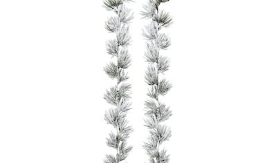 LeGer Home by Lena Gercke Kunstgirlande »Jilien«, beschneit, Länge ca. je 180 cm kaufen
