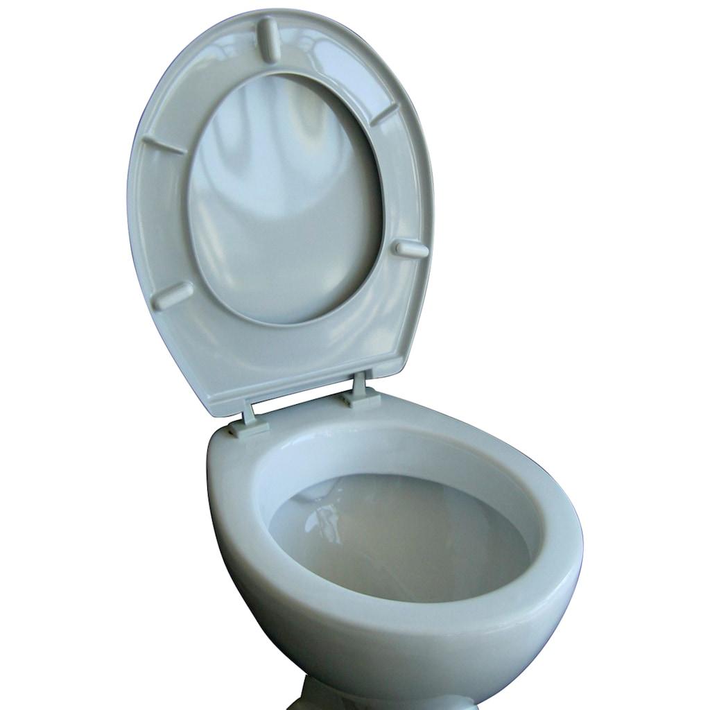ADOB WC-Sitz »Iseo manhattan«, passend auf alle Standard WCs