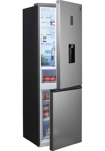 Samsung Kühl - /Gefrierkombination, 185,3 cm hoch, 59,5 cm breit kaufen