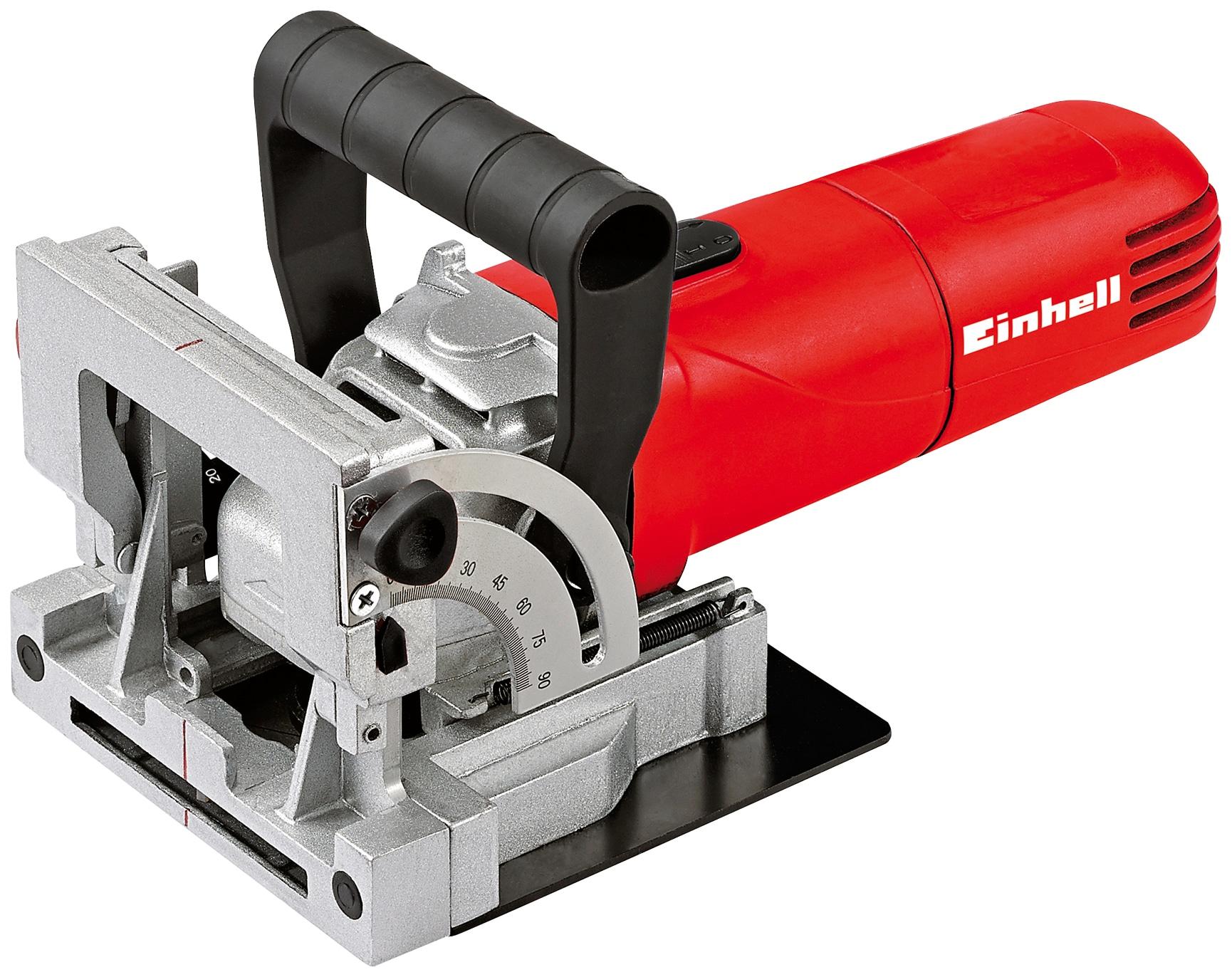 Einhell Flachdübelfräse TC-BJ 900 rot Fräsen Werkzeug Maschinen
