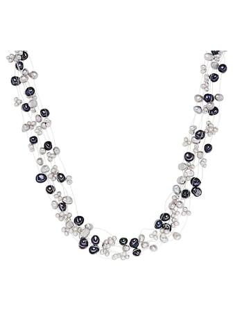 Valero Pearls Perlenkette »X687«, (1 tlg.), aus Süßwasser-Zuchtperlen kaufen