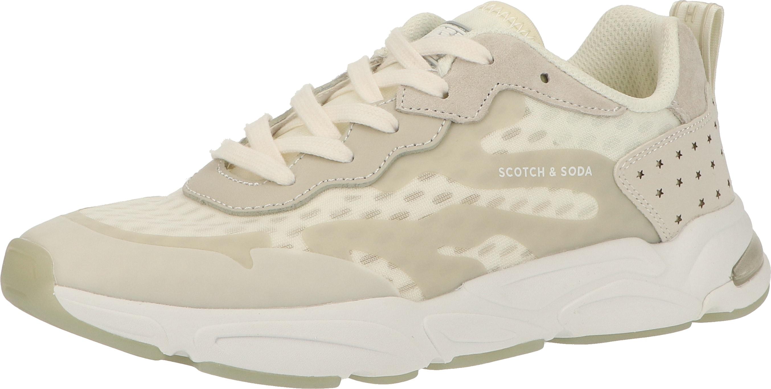 scotch & soda -  Sneaker Veolurs/Textil/Synthetik