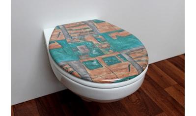 ADOB WC - Sitz »Puls«, sehr stabil, universal passend kaufen