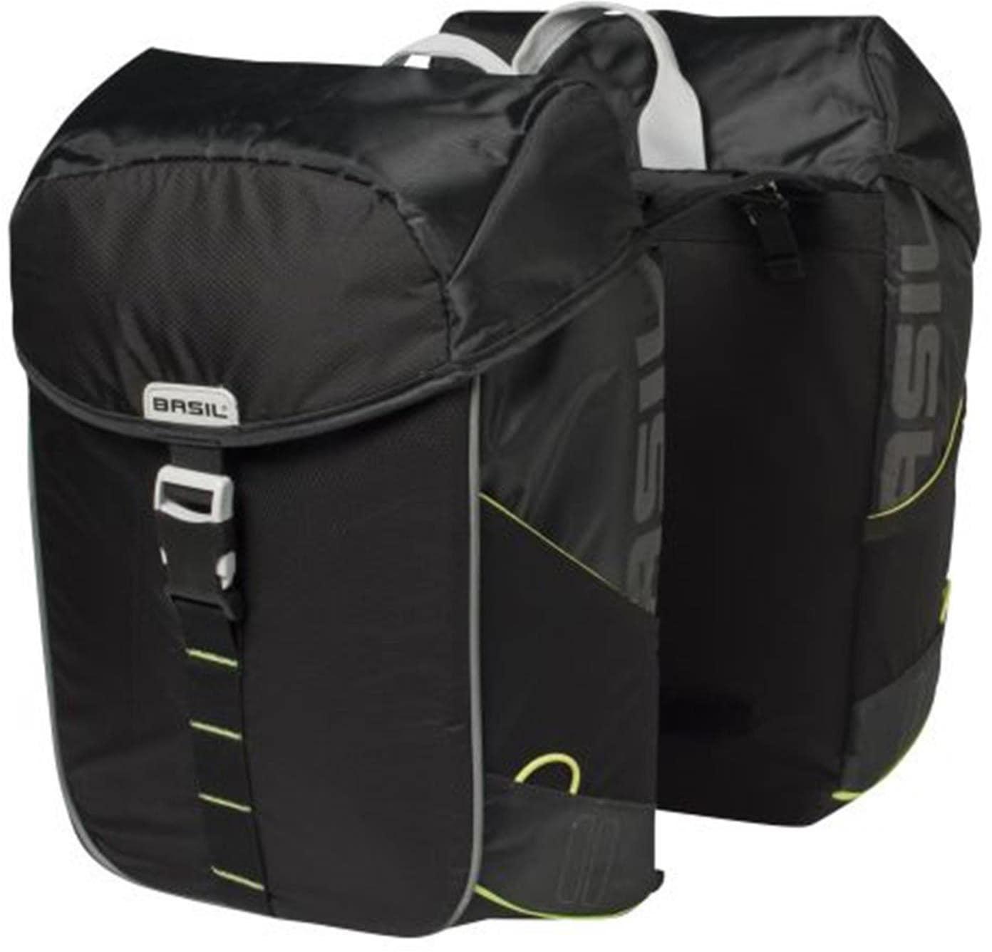 Basil Gepäckträgertasche Miles Daypack Technik & Freizeit/Sport & Freizeit/Fahrräder & Zubehör/Fahrradzubehör/Fahrradtaschen/Gepäckträgertaschen