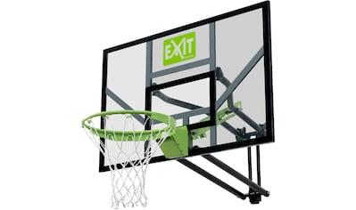 EXIT Basketballkorb »GALAXY Wall-mount Dunk«, in 5 Höhen einstellbar kaufen