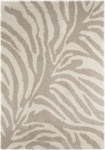 MINT RUGS Hochflor-Teppich »Desert«, rechteckig, 35 mm Höhe, besonders weich durch Microfaser, Wohnzimmer kaufen