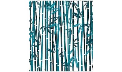 MYSPOTTI Fensterfolie »mySPOTTI look Bamboo«, 90 x 100 cm, statisch haftend kaufen