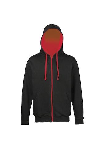AWDIS Kapuzennickijacke »Herren Sweater Jacke mit Kapuze« kaufen