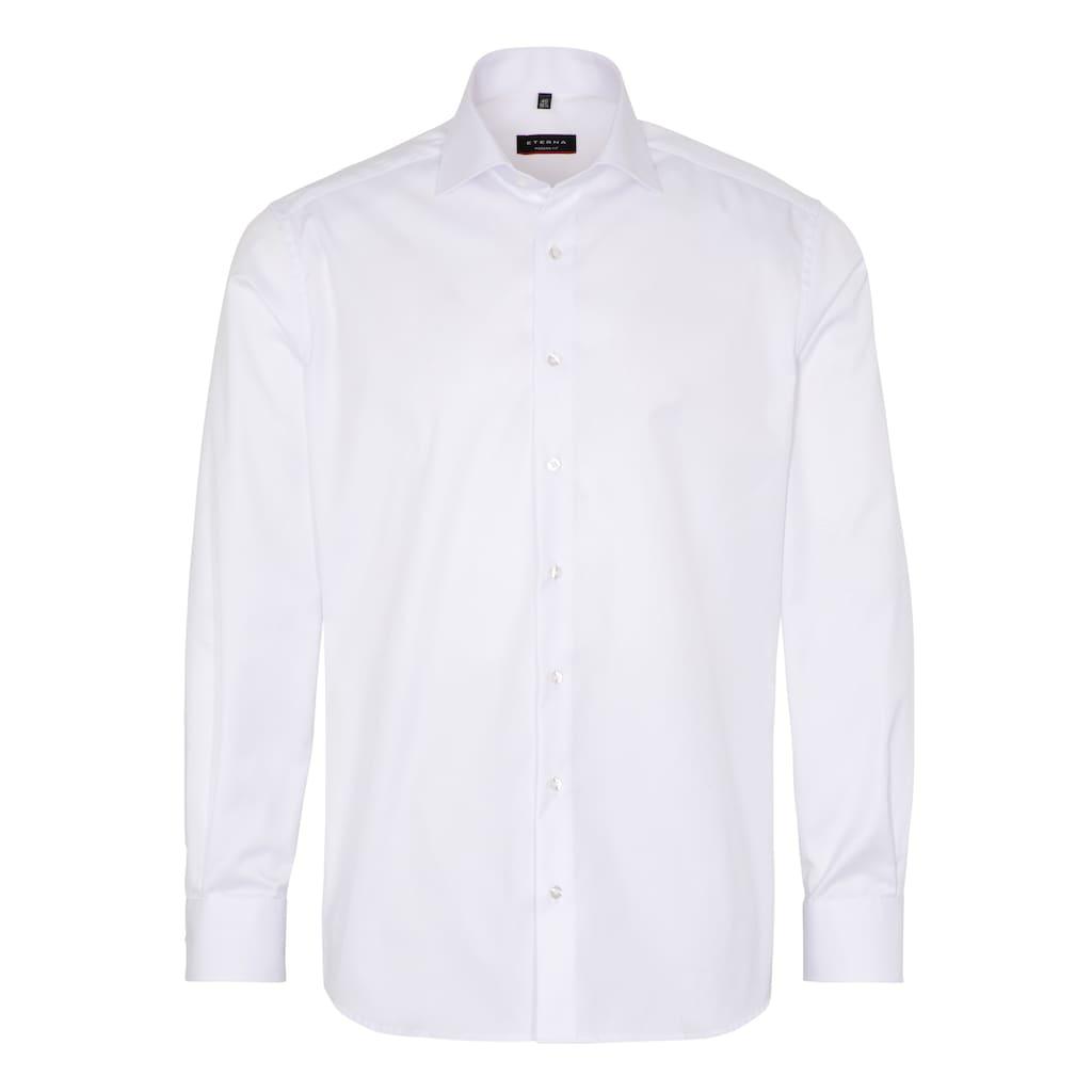Eterna Langarmhemd »MODERN FIT«, Langarm