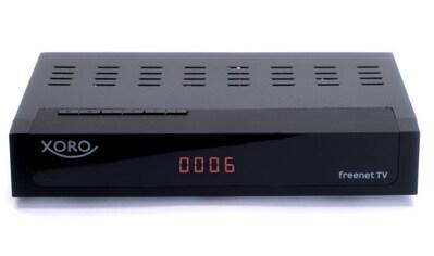 Xoro »HRT 8770 TWIN h« DVB - T2 HD Receiver kaufen