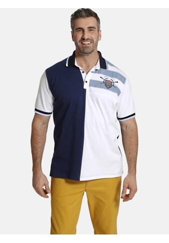 Charles Colby Poloshirt »EARL GETOAR«, maritimes Baumwollshirt kaufen